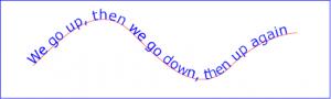 textPath example
